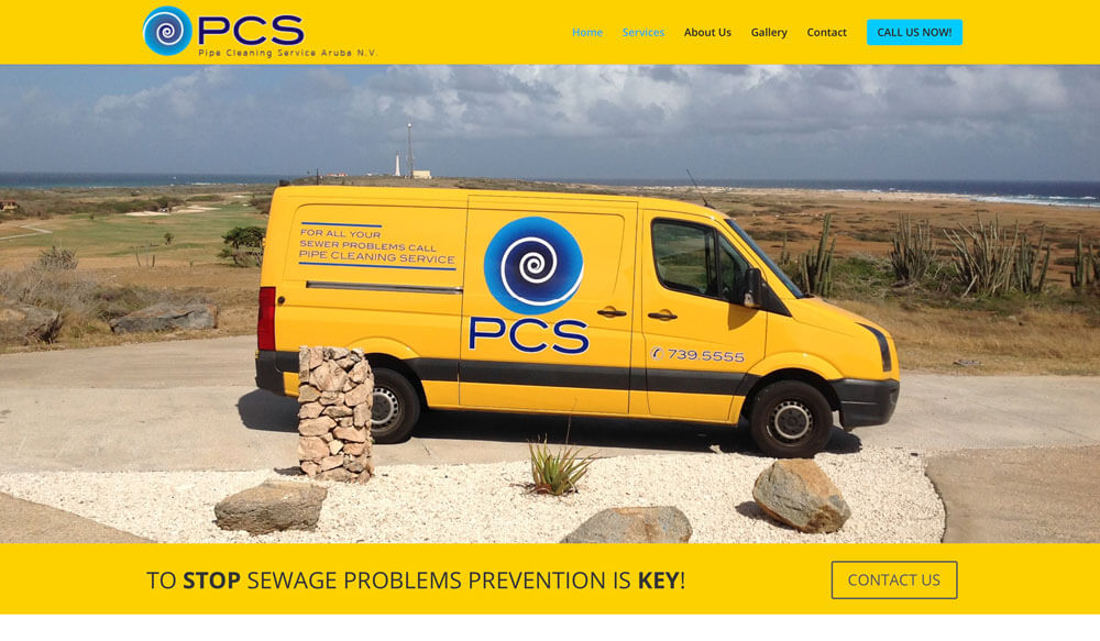 Pipe Cleaning Services Aruba